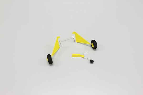 Kyosho Minium Piper J3 VE29 Landing Gear Set