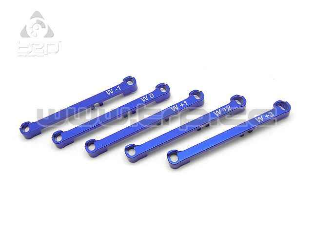 Kyosho MiniZ R246 Steering Linkage Wide (-1:0:1:2:3)