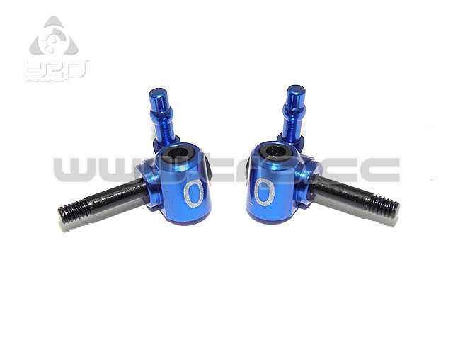 Kyosho MiniZ MR03 R246 Steering Block Set Camber 0