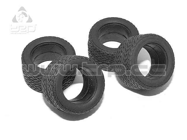 Kyosho MiniZ Classic set of tires wide 30 degree