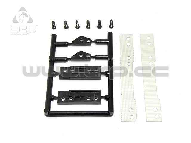 Kyosho MiniZ F1 Rear Suspension Plate Set FRP