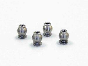 Kyosho V-One-R4 Bolas de rótula 6.8mm