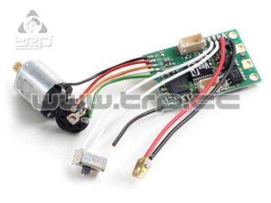 Electrónica para MiniZ ASF 2.4ghz ver. AWD 4x4 Chase Mode
