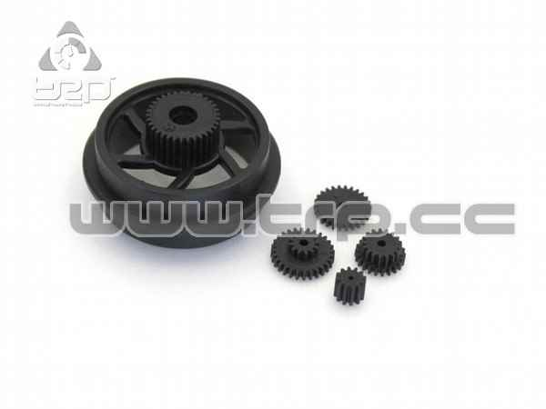Kyosho Mini-Z Moto Drive Gear Set (Black)(Kyosho)