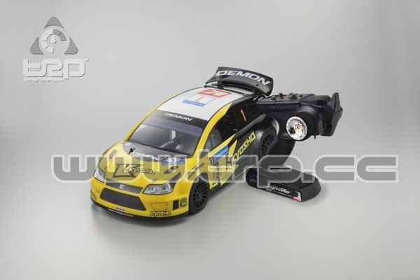 Kyosho DRX VE Demon 4WD Ready Set (KT200)