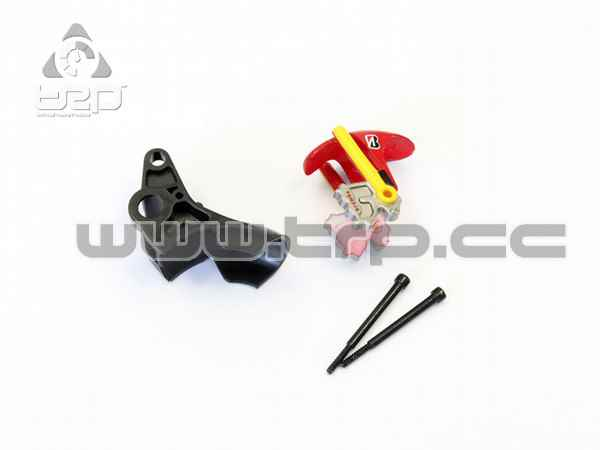Fender Parts Set(Yamaha / Red)(Kyosho)