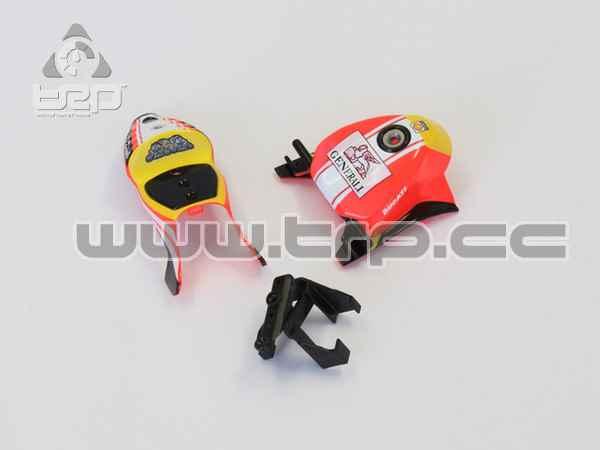 Kyosho Miniz Moto Racer Partes de carenado (Ducati)