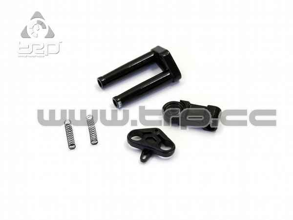 Kyosho Mini-Z Moto Front Suspension (Black)(Kyosho)