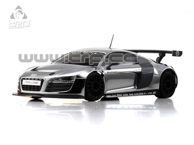 Carrecería Autoscale Kyosho Audi R8 LMS Polished (Limited editio