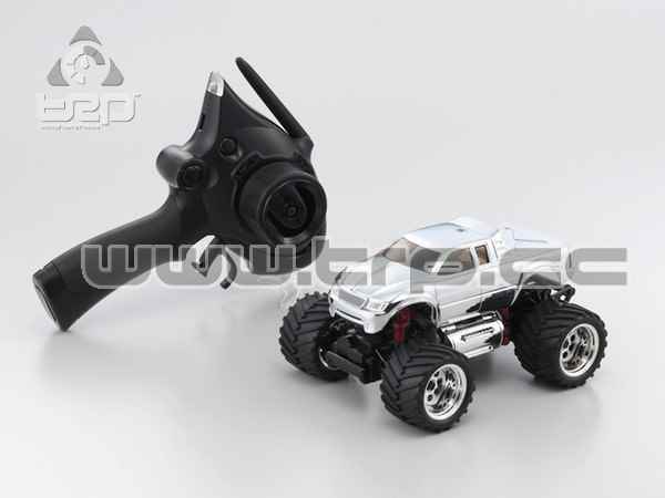 Kyosho MiniZ Monster Mad Force Ver Especial Crom 2.4Ghz