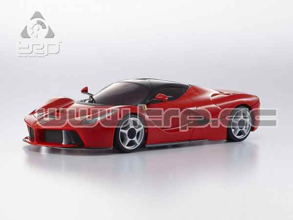 Kyosho MiniZ MR03 Sports LaFerrari version Roja - Ready to Run