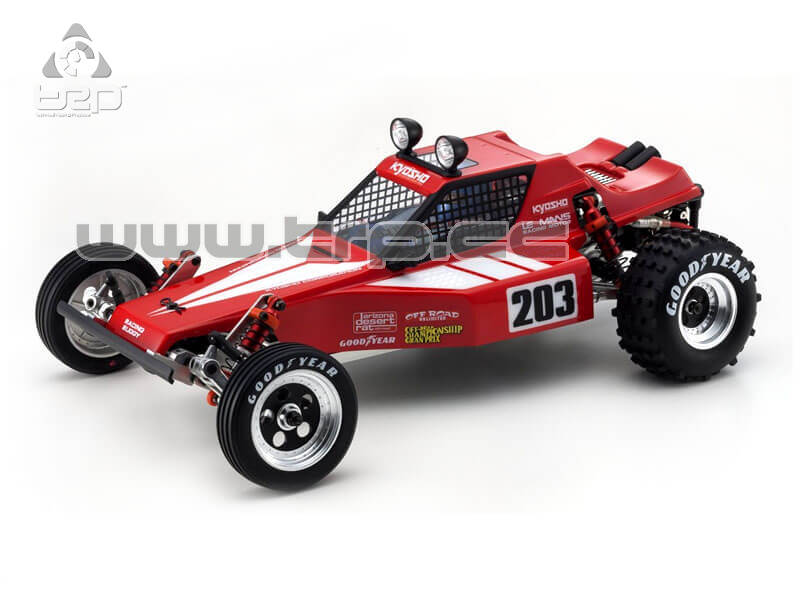 Kyosho Tomahawk 1:10 Legendary Series (Kit)
