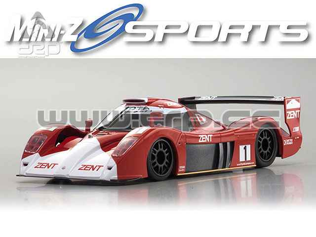 Kyosho MiniZ MR03 Sports Toyota GT-One No.1      - Ready to Run
