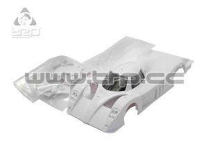 Kyosho MiniZ Autoscale Toyota GT-one Blanca