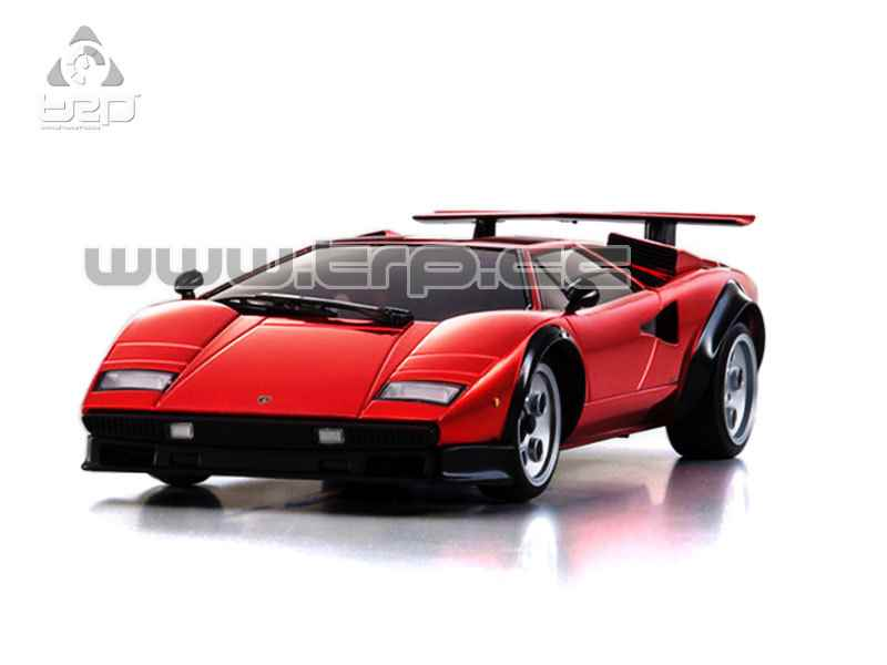 Carrocería Kyosho Lamborghini Countach LP500S (MR03) Limited 1 o