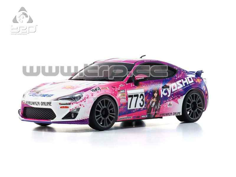 Carrocería Autoscale Kyosho JKB86 Limited Ed (2040pcs) (MR03)