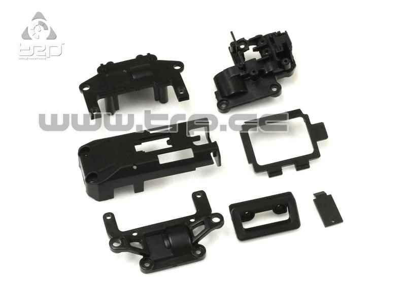 MD209 Rear Main Chassis Set(ASF/Sports)(Kyosho)