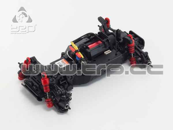 Kyosho MiniZ Buggy Chasis MB-010VE ASF 2.4ghz(Brushless)