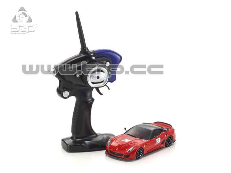 Kyosho MiniZ MR03 Sports 2 Ferrari 599xx Roja - Ready to Run