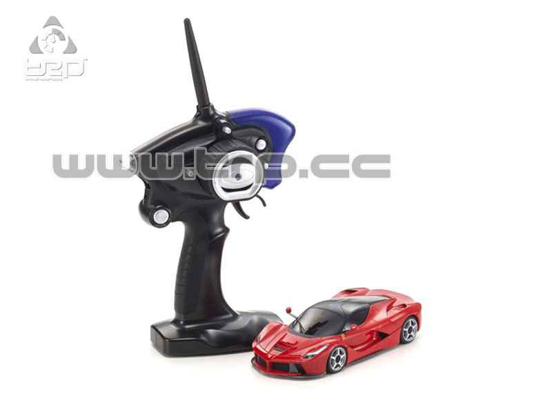 Kyosho MiniZ MR03 Sports 2 LaFerrari version Roja - Ready to Run