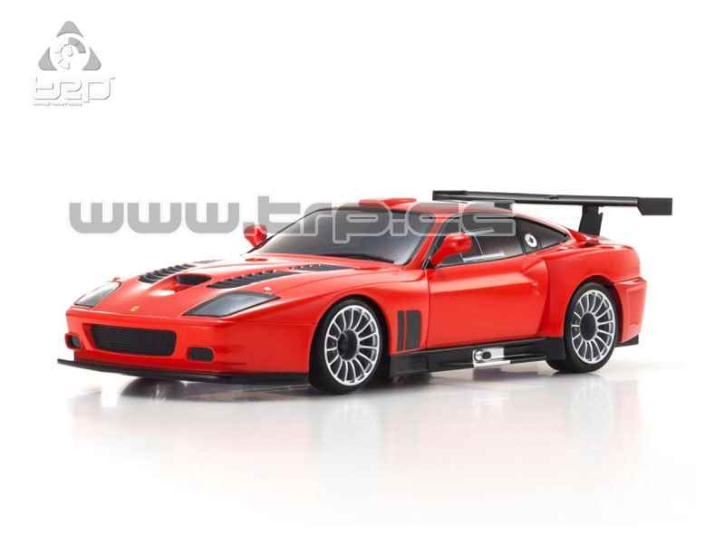 Carroceria Autoscale Kyosho Ferrari 575 GTC Red (MR03)