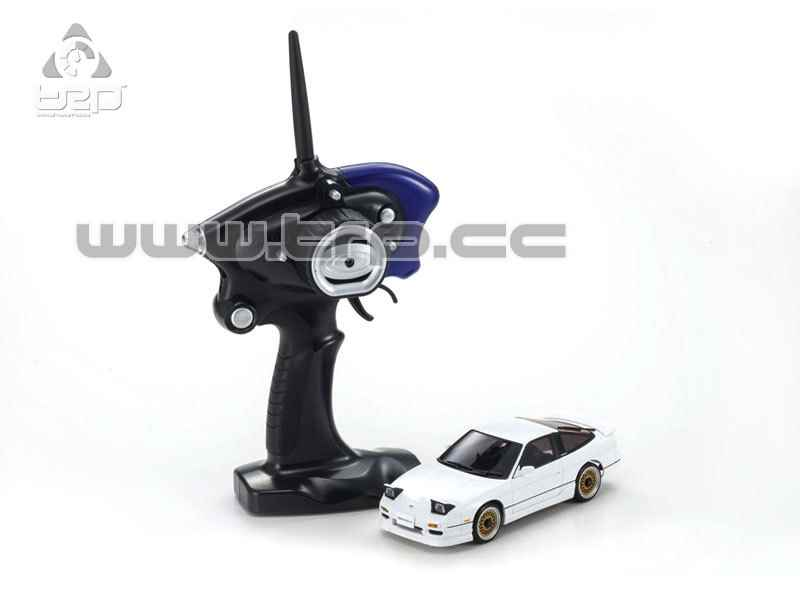 Kyosho MIniZ AWD MA020S Nissan 180sx with Aero (Drift Pack)