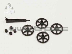 Kyosho Drone Racer Conjunto de piñones y coronas