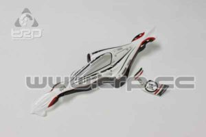 Kyosho Drone Racer Carroceria Blanca G-Zero