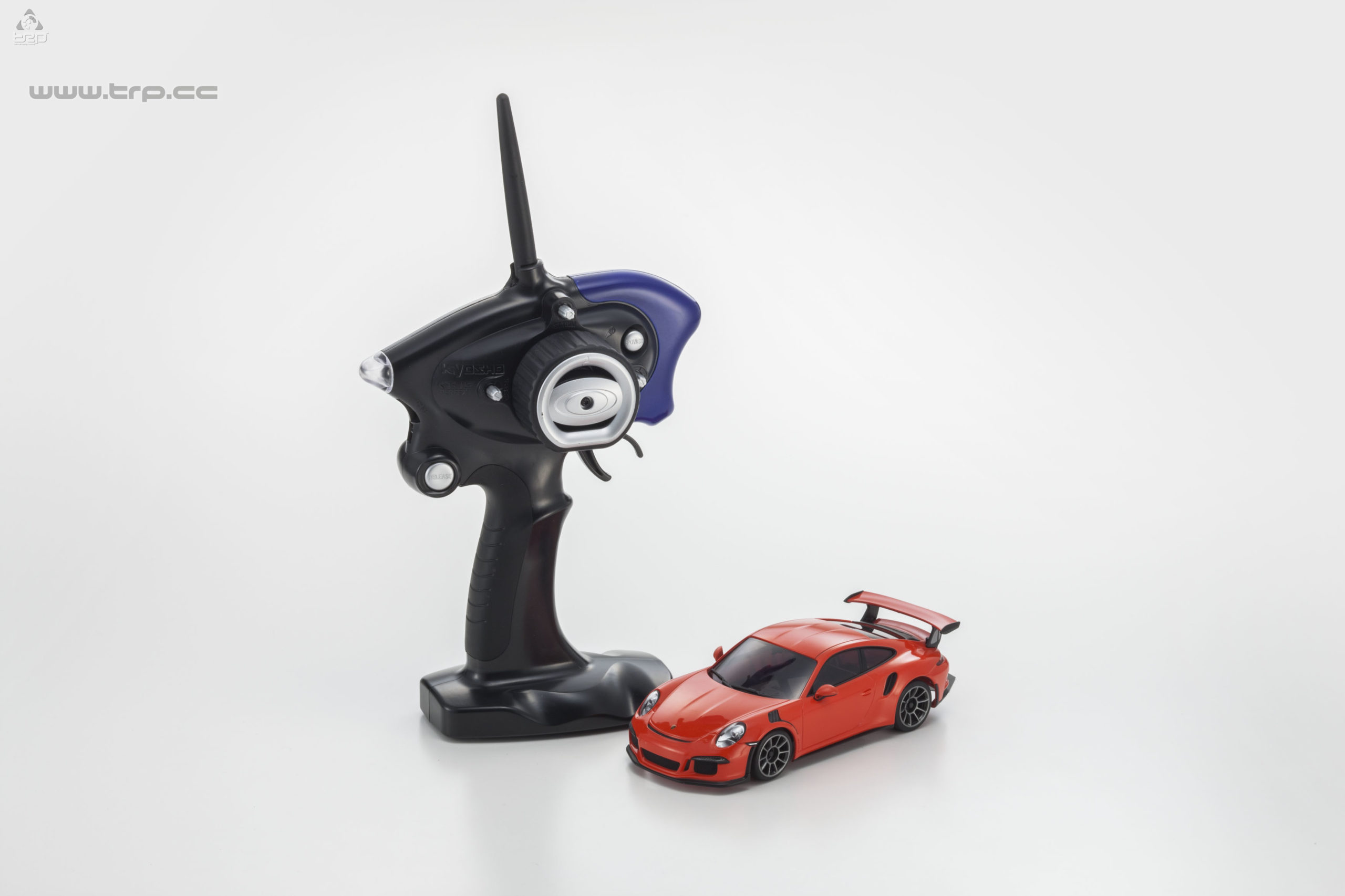 Kyosho MIniZ MR03 Sports 2 Porsche 911 GT3 RS