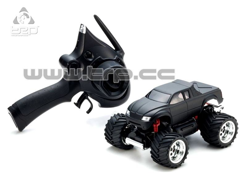 Kyosho MIniZ Monster MAD Force Matt Black RTR