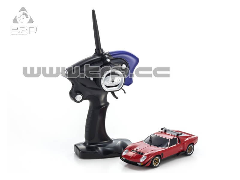 Mini-Z MR03 SPORTS 2 LAMBORGHINI JOTA SVR ROJO (N-RM/KT19)
