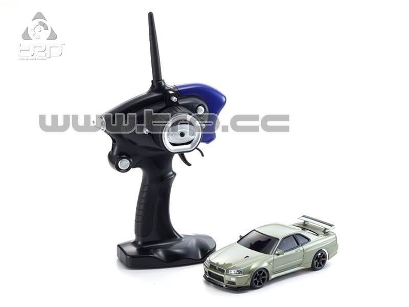 Kyosho MIniZ MA020 Sports Drift Pack Nissan SkyLine GTR