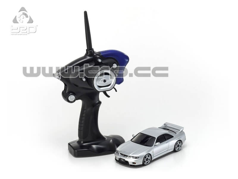 Mini-Z MA020 SPORTS 4WD NISSAN SKYLINE GTR R33 V-SPEC (KT19) PLA