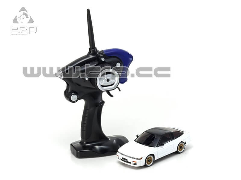Mini-Z MA020 SPORTS 4WD NISSAN SILEIGHTY (KT19) WHITE/BLACK (w/L