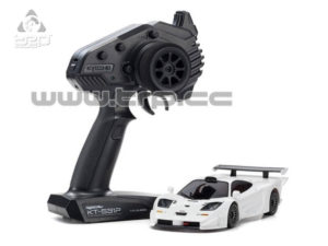 Kyosho MiniZ MR03 RWD McLaren F1 GTR White RTR