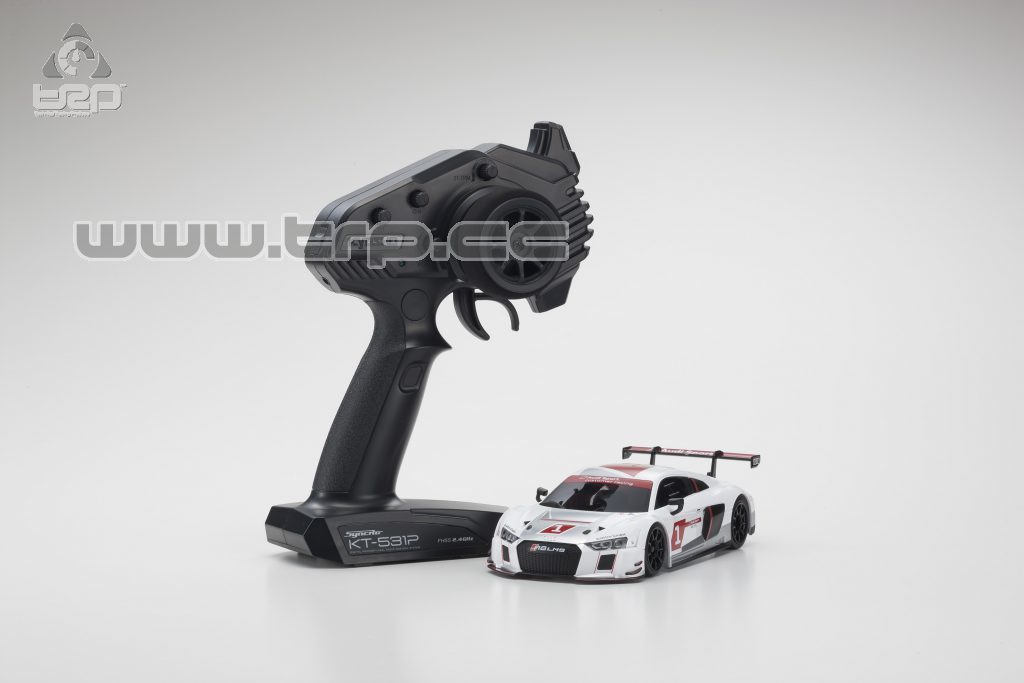 Mini-Z RWD AUDI R8 LMS 2015 White (W-MM/KT531P)