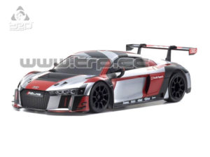 Mini-Z RWD Audi R8 LMS 2015 Grey-Red (W-MM/KT531P)