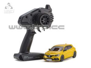 Kyosho MiniZ MA03F FWD Renault Megane Ready Set