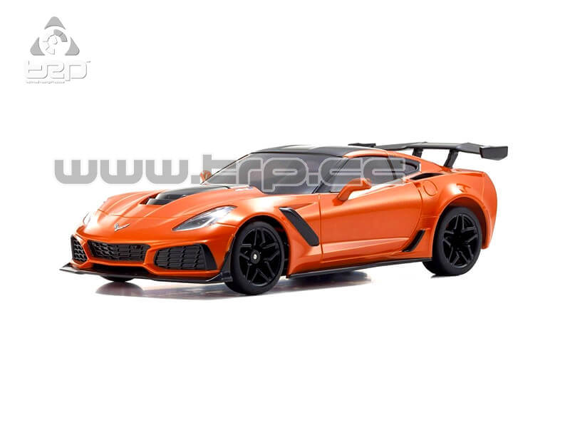 Autoscale Mini-Z Chevrolet Corvette ZR1 Sebring Orange (W-MM)