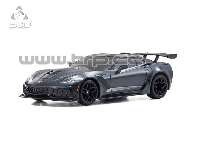 Autoscale Mini-Z Chevrolet Corvette ZR1 Shadow Grey (W-MM)