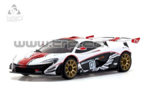Autoscale Mini-Z McLaren P1 GTR White-Red (W-MM)