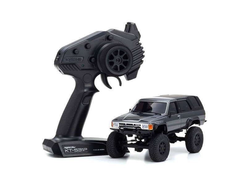 Kyosho MINI-Z 4x4 Toyota 4Runner(Hilux Surf) Dark Gray Metallic