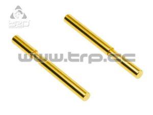 Tresrey Ejes de suspensión endurecidos (2.5x27mm) (DEX410)
