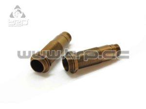 Tresrey Cuerpo de amortiguador 41.7mm MOS Coated