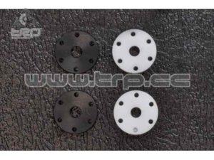 Tresrey Pistones para amortiguador de 6 orificios (1.2mm/1.3mm d