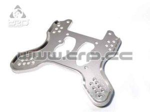 HPI Trophy 3.5 Mariposa trasera en Aluminio