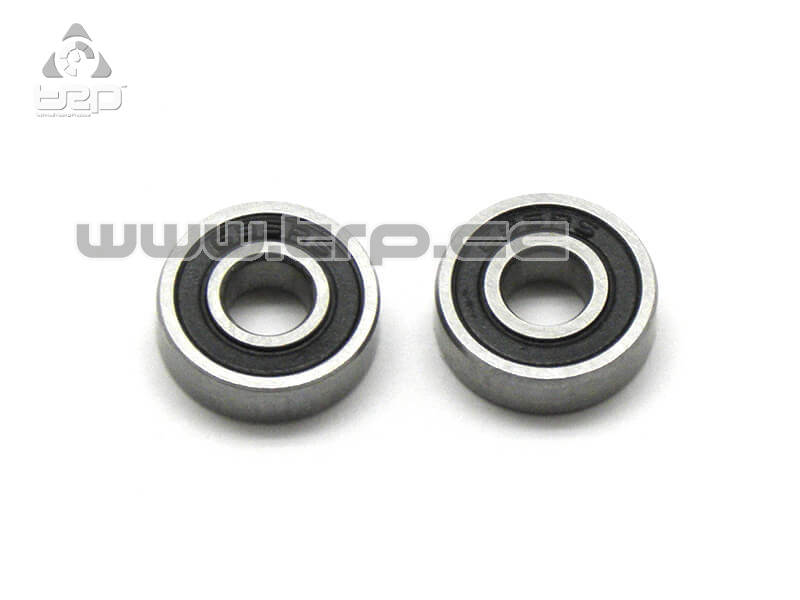 PR Racing SC201 Rodamientos 5x13x4mm (2u)