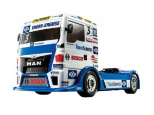 Tamiya Camión TEAM HAHN RACING MAN TGS TT01e