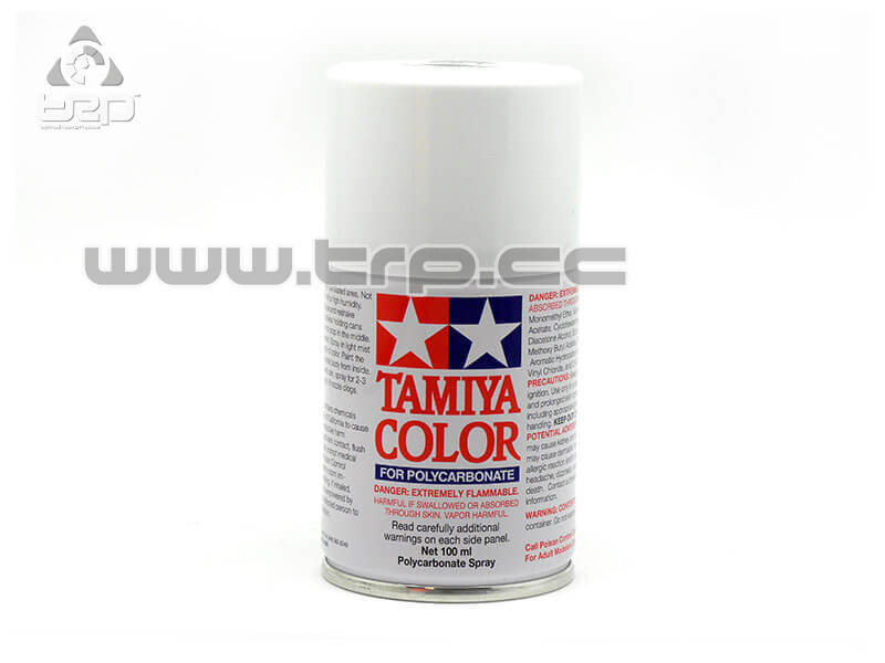 Tamiya paint for polycarbonate PS-1 White