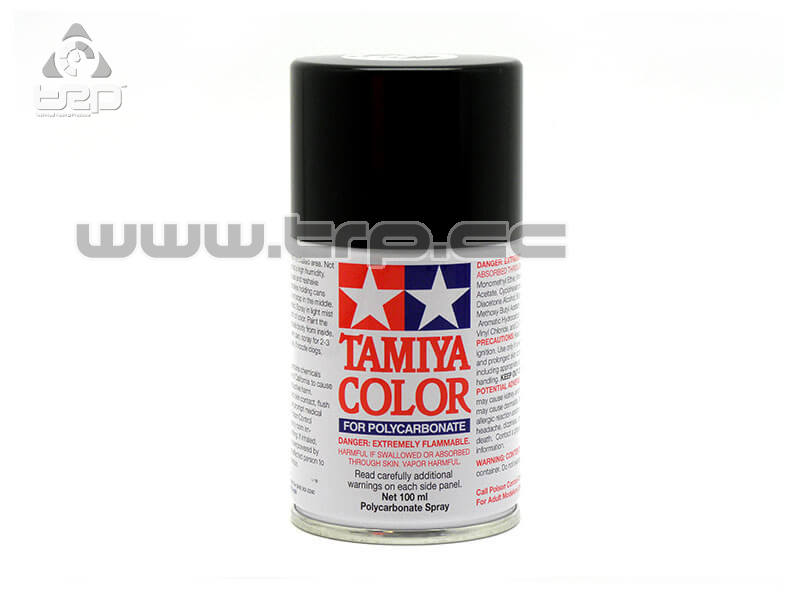 Tamiya paint for polycarbonate PS-5 Black